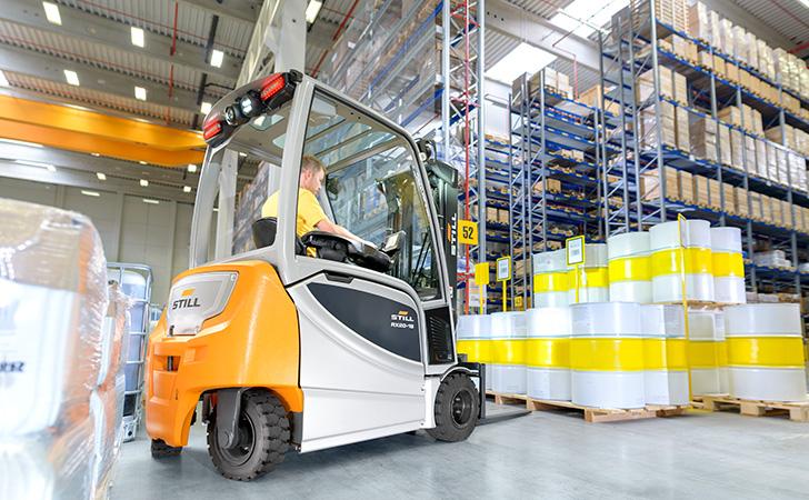 Akülü Forklift RX 20 1,4 - 2,0 t / RX 20 Li-Ion || Adil A.Ş