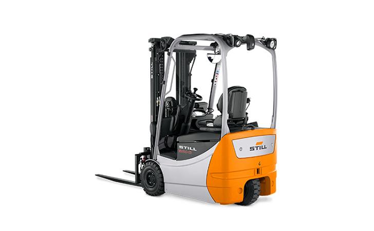 Akülü Forklift RX 50 1,0 - 1,6 t    Adil A.Ş