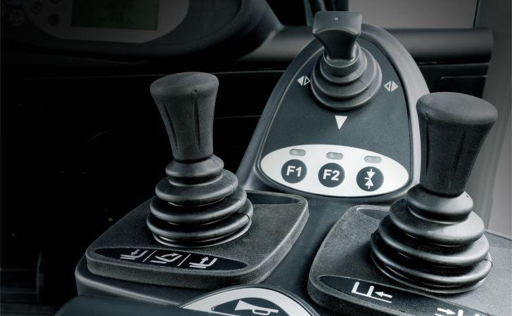 Akülü Forklift RX 60 6,0 - 8,0 t || Adil A.Ş