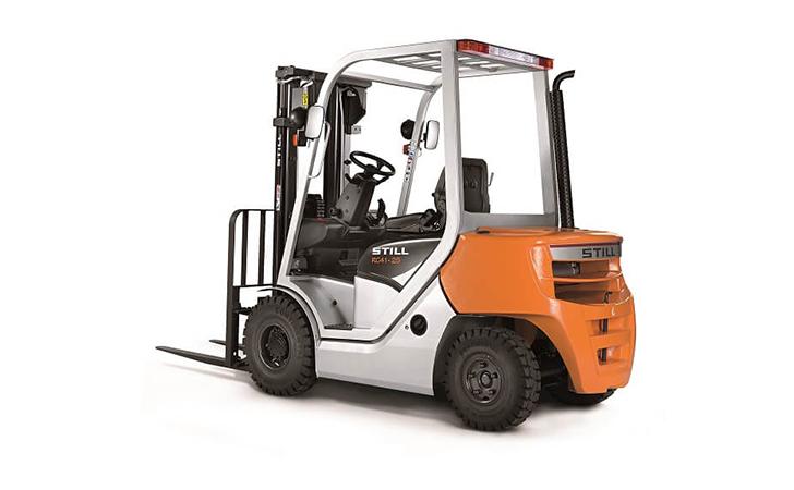 Dizel ve LPG'li Forklift RC 41 2,5 - 3,0 t || Adil A.Ş
