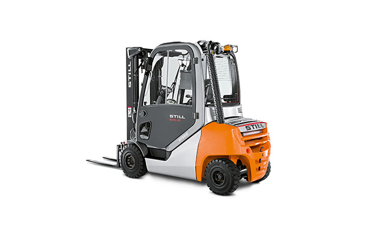 Dizel ve LPG'li Forklift RX 70 2,2 - 3,5 t || Adil A.Ş