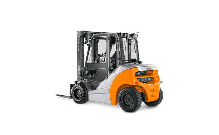 Dizel ve LPG'li Forklift RX 70 4,0 - 5,0 t || Adil A.Ş