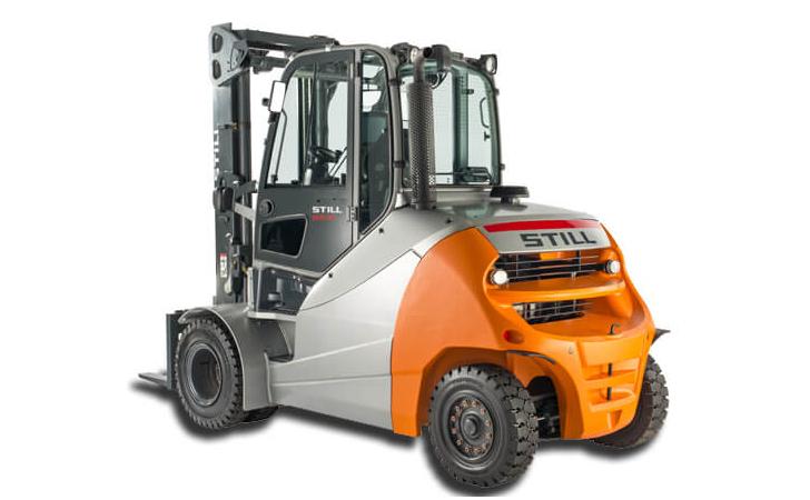 Dizel ve LPG'li Forklift RX 70 6,0 - 8,0 t || Adil A.Ş